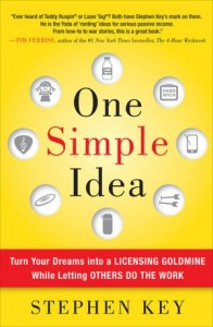 One Simple Idea by Stephen Key