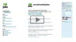 social media jobs twitter 300x165 Deconstructing Deiss: The King of Social Media Hype