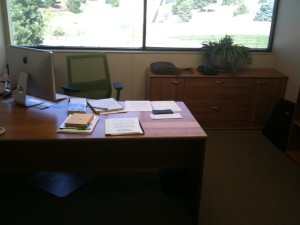 My New Office