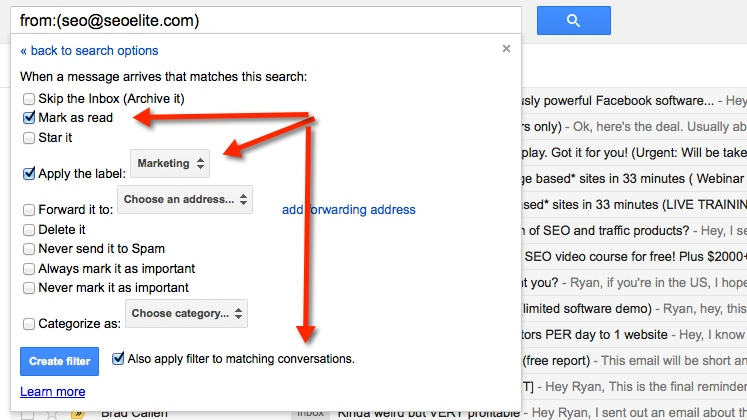 how to use gmail for business email